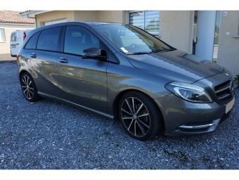 <strong>MERCEDES CLASSE B</strong><br/>180 CDI Fascination (2012A)