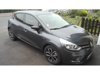 <strong>RENAULT CLIO</strong><br/>0.9 TCe 90ch energy Limited 5p