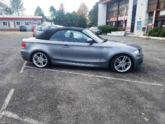 <strong>BMW SERIE 1 CABRIOLET</strong><br/>118d 143ch Sport Design (2011A)