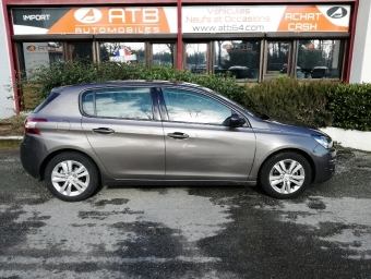 <strong>PEUGEOT 308</strong><br/>1.6 e-HDi FAP 115ch Active 5p (2014A)