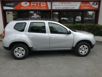 <strong>DACIA DUSTER</strong><br/>1.5 dCi 110ch Lauréate 4X2