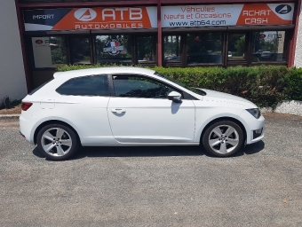 <strong>SEAT LEON SC</strong><br/>2.0 TDI 150ch FAP FR Start&Stop (2013A)