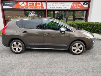 <strong>PEUGEOT 3008</strong><br/>2.0 HDi 150ch FAP Allure