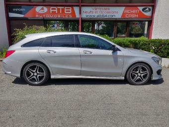 <strong>MERCEDES BENZ CLASSE CLA</strong><br/>Shooting Brake 220 CDI Fascination 7-G DCT A