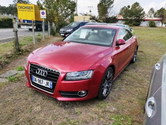 <strong>AUDI A5</strong><br/>3.0 V6 TDI 240 DPF Quattro Ambition Luxe