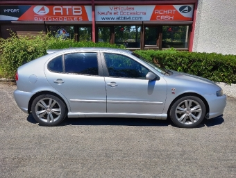<strong>SEAT LEON</strong><br/>1.9 TDI 150 FR