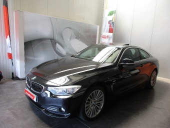 <strong>BMW SERIE 4 COUPE F32</strong><br/>Coupé 420d 184 ch Luxury A