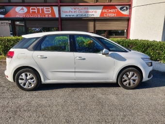 <strong>CITROEN C4 PICASSO</strong><br/>PureTech 110 S&S Live