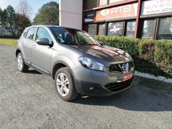 <strong>NISSAN QASHQAI</strong><br/>1.5 dCi 110 FAP Acenta