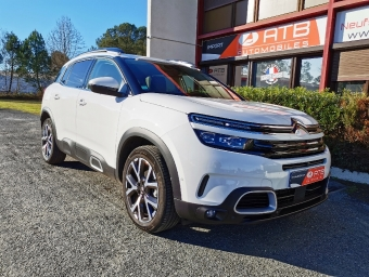 <strong>CITROEN C5 AIRCROSS</strong><br/>BlueHDi 180 S&S EAT8 Shine