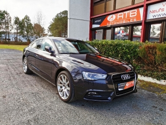 <strong>AUDI A5</strong><br/>Sportback 2.0 TDI 177 Ambition Luxe Multitronic A