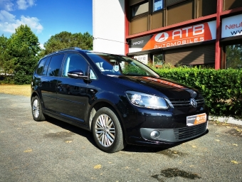 <strong>VOLKSWAGEN TOURAN</strong><br/>1.6 TDI 105 FAP Cup