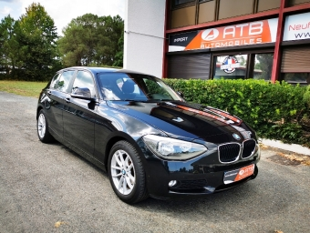 <strong>BMW SERIE 1</strong><br/>116d EfficientDynamics Edition 116 ch Business