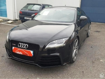 <strong>AUDI TT RS</strong><br/>2.5 TFSI 360 Plus qto