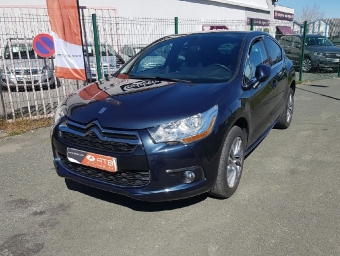 <strong>CITROEN DS4</strong><br/>1.6 BlueHDi 120ch So Chic S&S / DS4 I / Ph1
