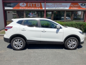 <strong>NISSAN QASHQAI</strong><br/>1.5 dCi 110ch Acenta