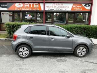 <strong>VOLKSWAGEN POLO</strong><br/>1.6 TDI 90ch FAP Match 2 5p (2014A)