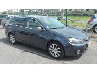 <strong>VOLKSWAGEN GOLF SW</strong><br/>1.6 TDI 105ch FAP Confortline (2009A)