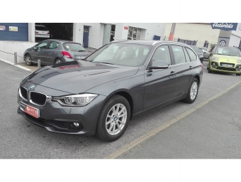 BMW SERIE 3 TOURING 316dA 116ch Lounge Plus START Edition (2016A)