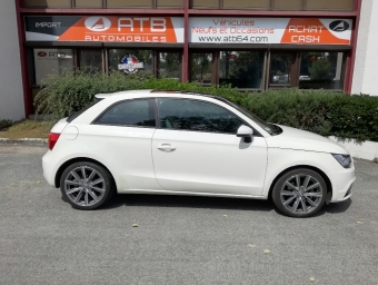 <strong>AUDI A1</strong><br/>1.4 TFSI 122ch Ambition Luxe S tronic 7 (2010A)