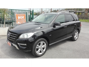 <strong>MERCEDES CLASSE ML</strong><br/>250 BlueTEC Sport 7G-Tronic + (2012A)