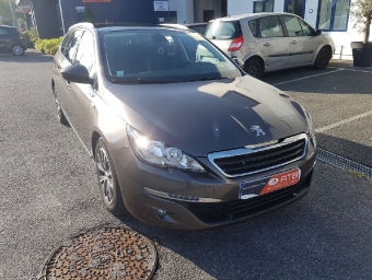 <strong>PEUGEOT 308 SW</strong><br/>1.6 BlueHDi FAP 120ch Business Pack (2015A)