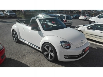 <strong>VOLKSWAGEN COCCINELLE</strong><br/>1.4 TSI 160ch Fender Edition DSG7 (2013A)