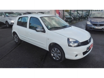 <strong>RENAULT CLIO CAMPUS</strong><br/>1.2 16v 75ch Campus.com eco² 5p (2012A)