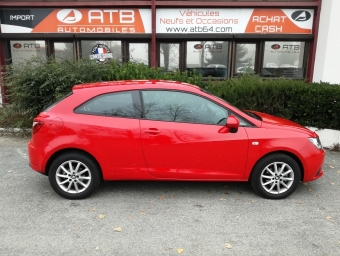 <strong>SEAT IBIZA</strong><br/>1.2 TSI 90ch Style (2015A)