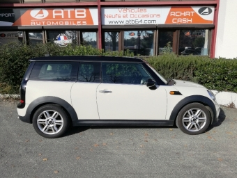 <strong>MINI CLUBMAN</strong><br/>Cooper D 112ch Pack Chili (2011A)