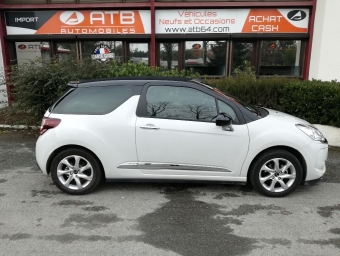 <strong>DS DS 3 CABRIO</strong><br/>BlueHDi 100ch So Chic S&S