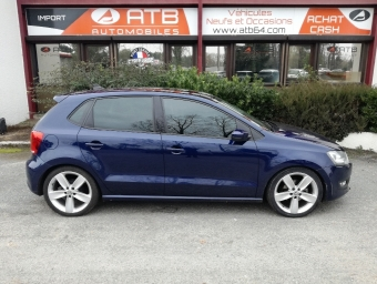 <strong>VOLKSWAGEN POLO</strong><br/>1.4 85ch Sportline 5p (2012A)