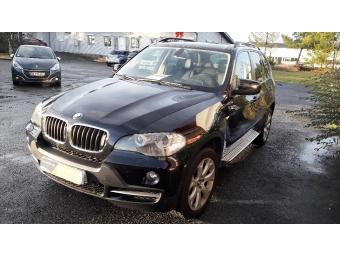 <strong>BMW X5</strong><br/>3.0dA 235ch Luxe (2008A)