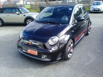 <strong>FIAT 500C</strong><br/>1.4 Turbo T-Jet 160ch 595 Turismo BVA (2015A)
