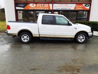 <strong>FORD F150</strong><br/>PICK UP TRITON V8