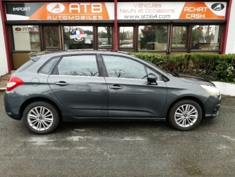 <strong>CITROEN C4</strong><br/>1.6 HDi 90 FAP Confort