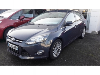 <strong>FORD FOCUS</strong><br/>1.6 TDCi 115ch Stop&Start Titanium (2014A)