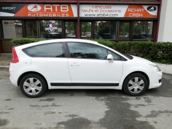 <strong>CITROEN C4 COUPE</strong><br/>2.0 HDi138 FAP Pack Ambiance BA