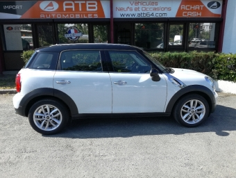 <strong>MINI COUNTRYMAN</strong><br/>Cooper D 112ch (2014A)