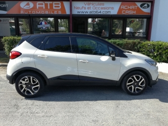 <strong>RENAULT CAPTUR</strong><br/>1.5 dCi 90ch Stop&Start energy Intens eco²