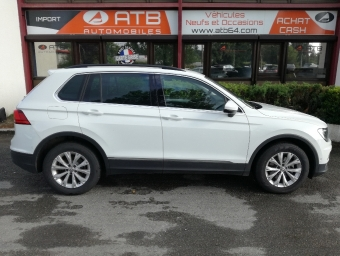 <strong>VOLKSWAGEN TIGUAN</strong><br/>2.0 TDI 150ch BlueMotion Technology Confortline