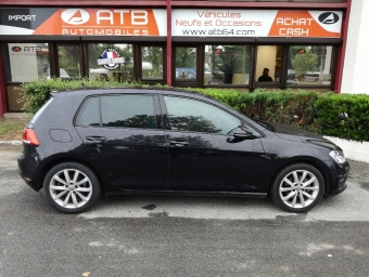<strong>VOLKSWAGEN GOLF</strong><br/>2.0 TDI 150ch BlueMotion Technology FAP Confortline 5p (2014A)