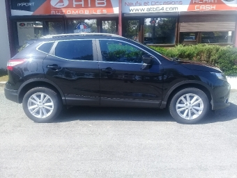 <strong>NISSAN QASHQAI</strong><br/>1.5 dCi 110ch Design Edition (2015A)