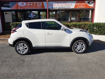 <strong>NISSAN JUKE</strong><br/>1.5 dCi 110 FAP Start/Stop System Acenta