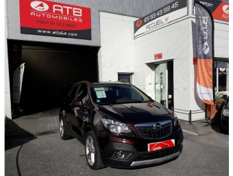 <strong>OPEL MOKKA</strong><br/>1.6 CDTI 136ch Cosmo Pack Auto 4x2 (2015A)