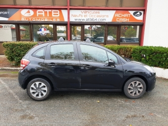 <strong>CITROEN C3</strong><br/>BlueHDi 100 Confort S&S