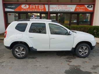 <strong>DACIA DUSTER</strong><br/>1.5 dCi 110ch Lauréate Plus 4X2 (2016A)