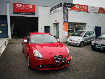 <strong>ALFA ROMEO GIULIETTA</strong><br/>1.4 TJet 105ch Impression Stop&Start (2015A)