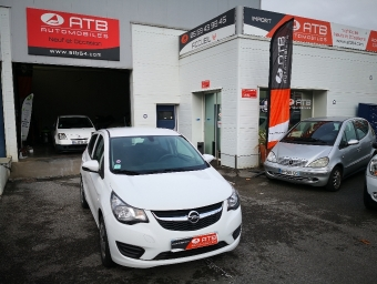 <strong>OPEL KARL</strong><br/>1.0 73ch Edition