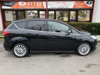 <strong>FORD C-MAX</strong><br/>2.0 TDCi 150ch Stop&Start Titanium PowerShift (2015A)